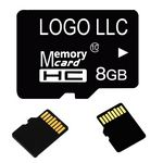 Custom 8GB TF Card Micro SD Card