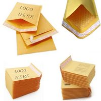 Brown Self Sealing Bubble Mailers