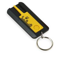 Auto Keychain Tire Tread Depth Meter Gauges