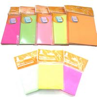 "3"" x 3"" Sticky Memo Note Pad Cubes"