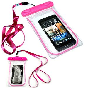 sneakers for cheap f3280 5eb21 ABS Clip Sealed PVC Waterproof Cell Phone Bags/Pouches