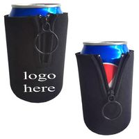 Zippered Beverage Insulators