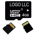 Custom 4GB TF Card Micro SD Card