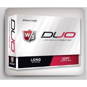 Wilson® Duo Golf Balls - 12 Pack