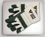 Custom Freesia Natural Cotton Work Gloves