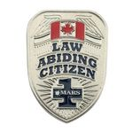 Custom Custom Domestic Badge (3