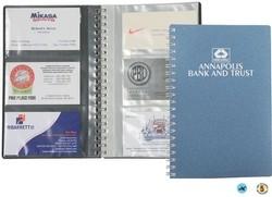 Apollo 72 Business Card File Holder