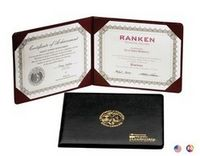 Padded Diploma Cover (11 1/2