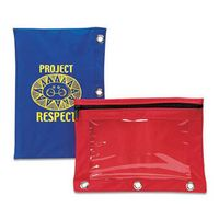 Nylon 3-Ring Binder Bag