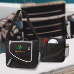 Custom Town N' Travel Messenger Bag