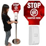 Custom Touchless Hand Sanitizer Dispenser