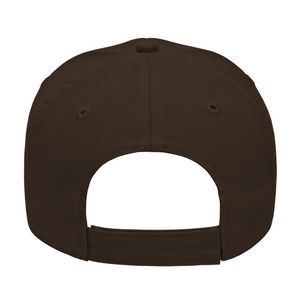 Brown Back View Blank
