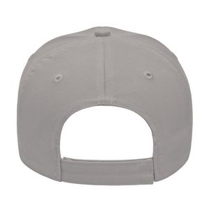 Gray Back View Blank
