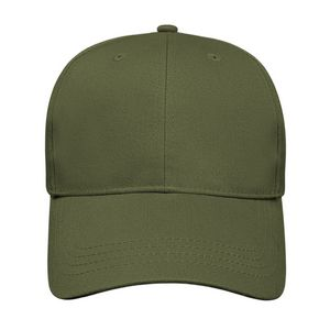 Army Green Front View Blank