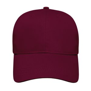 Maroon Red Front View Blank