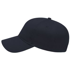 Navy Blue Side View Blank