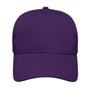 Purple Front View Blank