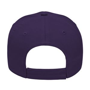 Purple Back View Blank