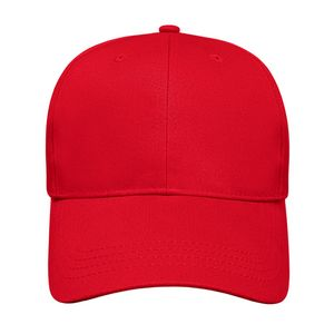 Red Front View Blank