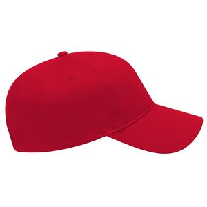 Red Side View Blank