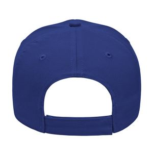 Royal Blue Back View Blank