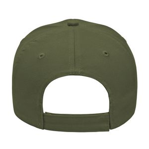 Army Green Back View Blank