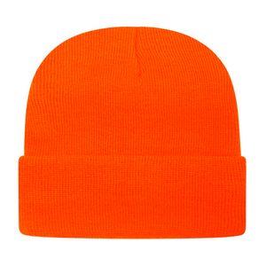 Neon Blaze Orange Blank