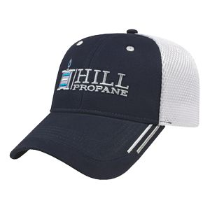 329cfffc059 Chino Twill w Double Layer Mesh Back Cap - I7017 - IdeaStage Promotional  Products