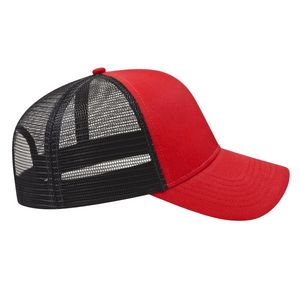 Red/Black Side View Blank