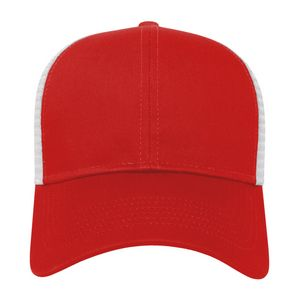 Red/White Front View Blank