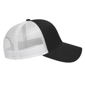 Black/White Side View Blank