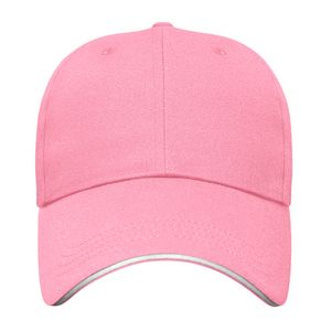 Pink/White Front View Blank