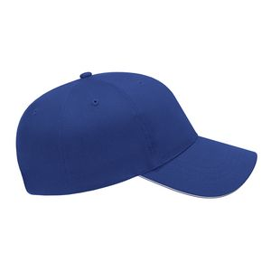 Royal Blue/White Side View Blank