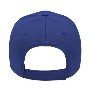Royal Blue/White Back View Blank