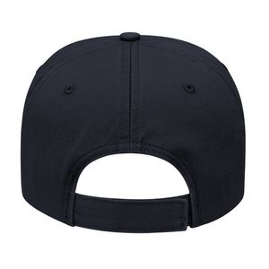 Navy Blue Back View Blank