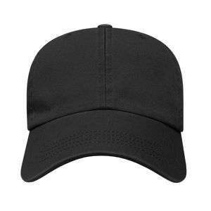 Black Front View Blank
