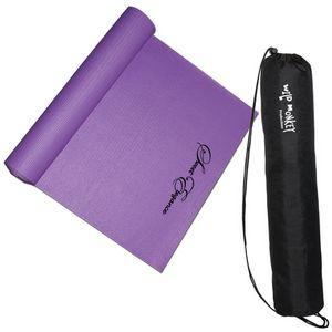 Purple (mat) Black (carry bag)