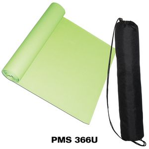Lime Green (mat) Black (carry bag)