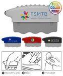 Custom Hand Gripper/Massager-Full Color
