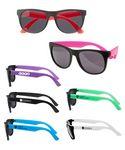 Custom Kid Size Two Tone Sunglasses