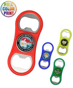 Bottle Opener Fidget Spinner - Full Color