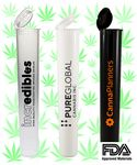 Custom Cannabis Pre-Rolled Tubes Container