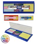 Sticky Note Set With Paper Clip & Ruler