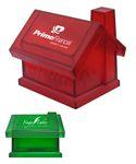 House Shaped Coin Bank Box