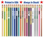 Custom High Quality Imported Pencil/ Popular & Inexpensive - Promotional Printed Pencils