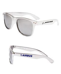 03e20fbe633 Colored Mirrored Malibu Sunglasses - 1827 - IdeaStage Promotional Products