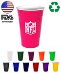 USA Made The Party cup 16 oz. Double Wall Stadium Cup
