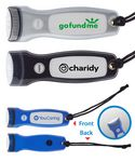 Flat LED Flashlight w/Wrist Strap