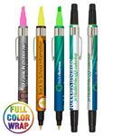 Custom Pen & Highlighter-Full Color
