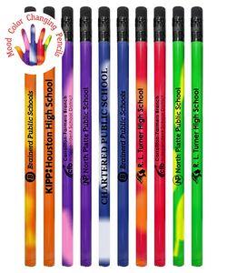 Color changing Mood Pencil w/ Black Eraser, #2 lead